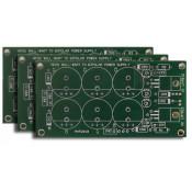 Wall Wart Bipolar Supply - PCB 3 Pack